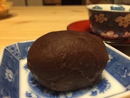最近我が家によく登場する和菓子 成城散歩